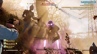 GRTV hittar ett stort monster i Fallout 76