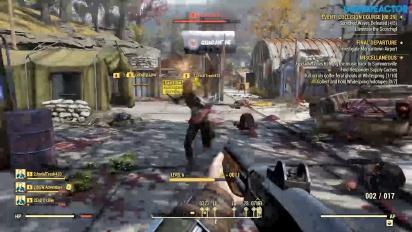GRTV spelar lite mer av Fallout 76