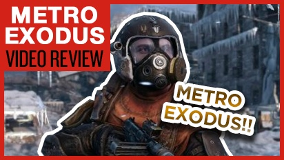 GRTV videorecenserar Metro Exodus