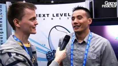 GDC09: Punch-Out!! interview