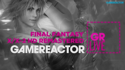 Final Fantasy X/X-2 HD Remaster - Livestream-repris