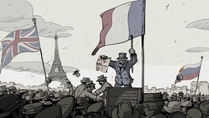 Valiant Hearts: The Great War - Come Back Trailer