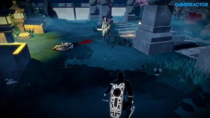 Aragami - Full Chapter I Rank S-gameplay på PS4