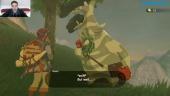 PT Livestream Zelda