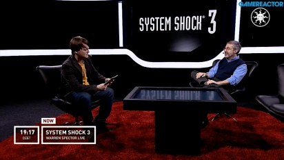 System Shock 3 - Vi pratar med Warren Spector