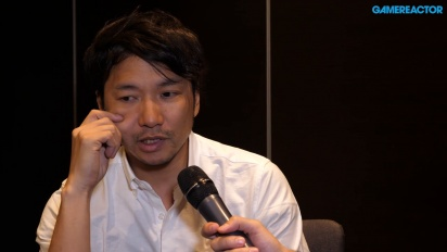 The Last Guardian & Shadow of the Colossus - Fumito Ueda intervjuad
