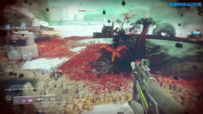 Destiny 2 - Vi utforskar Nessus