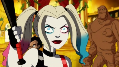 Harley Quinn - Comic-Con First Look