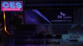 GRTV på CES 2020: Vi intervjuar SK Hynix
