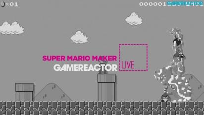 Vi spelar Super Mario Maker