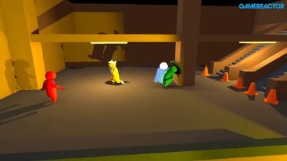 Gang Beasts VR - Vi pratar med Jonathon Wilson