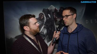 Vi pratar Destiny med producenten Mark Noseworthy