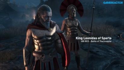 GRTV kikar närmare på Assassin's Creed Odyssey