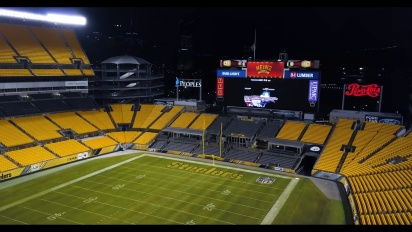 Pittsburgh: Steelers x Knights