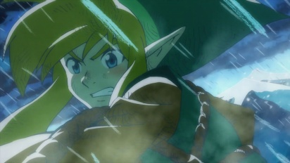 The Legend of Zelda: Link's Awakening - Announcement Trailer