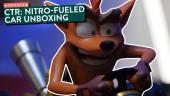 Crash Team Racing: Nitro-Fueled - Vi packar upp en dyrgrip