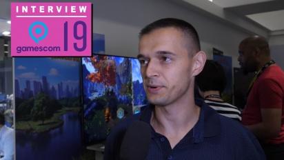 GRTV på Gamescom 19: Intervju med skaparen av Bee Simulator