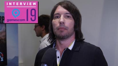 GRTV på Gamescom 19: Intervju med Jocke Eriksson om Overpass
