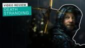 GRTV videorecenserar Death Stranding