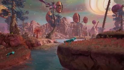 The Eternal Cylinder - Strange New World Trailer