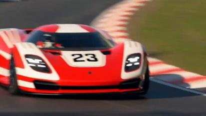 Gran Turismo 7 x Porsche - first look