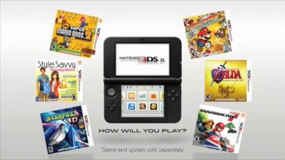 Nintendo 3DS - Kids Testimonial