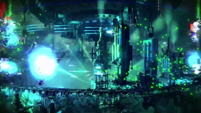 Resogun - Levels Trailer