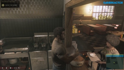 Mafia III - Serve the Gumbo - Märklig soppgrafik