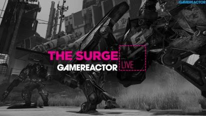 Vi spelade The Surge i gårdagens Gamereactor Live