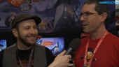 GRTV intervjuar folket bakom The Banner Saga 3