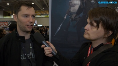 GRTV intervjuar skaparen av Ashen