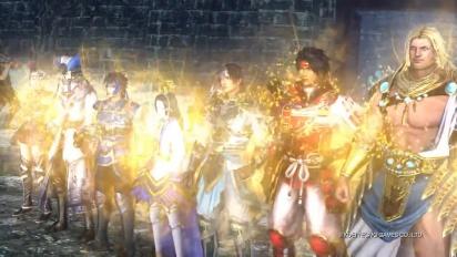 Warriors Orochi 4 - Release Date Trailer