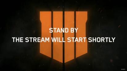 GRTV spelar lite Call of Duty: Black Ops 4
