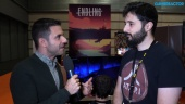 GRTV intervjuar teamet bakom Endling