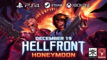 Hellfront: Honeymoon - Launch Trailer