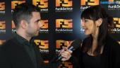 GRTV intervjuar Jade Raymond