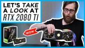 GRTV packar upp MSI RTX 2080ti Lightning Z