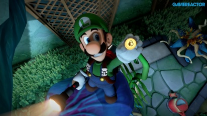 Luigi's Mansion 3 - Floor 7 Boss Battle Gameplay