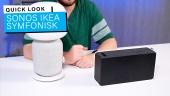 GRTV packar upp nya Sonos IKEA Symfonisk
