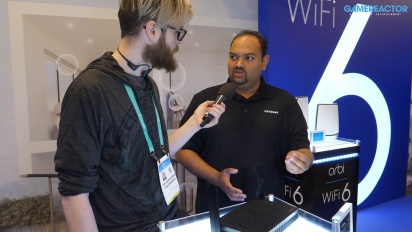 CES - Netgear Nighthawk Mesh Wi-Fi 6 Interview
