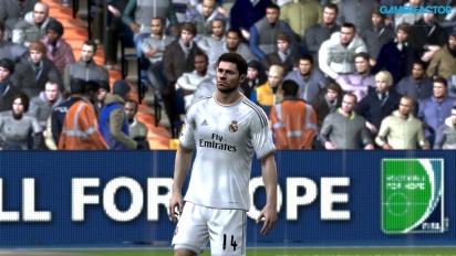 FIFA 14 - Champions League Last 16 - Real Madrid vs Schalke 04