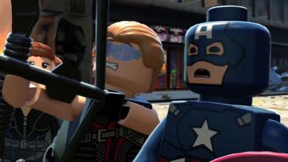 Lego Marvel Avengers - E3 2015 Trailer