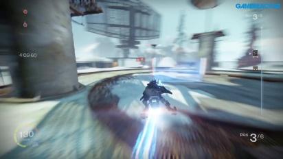 Destiny - Sparrow Racing på Haakon Precipice