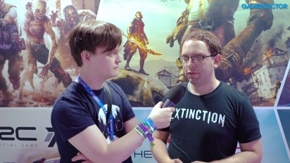 Extinction - Derek Neal intervjuad