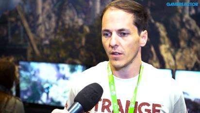 Strange Brigade - Zoltan Fejes intervjuad