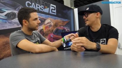 Vi pratar om Project Cars 2 med Slightly Mad Studios