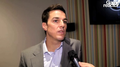 EA Sports Executive Vice President Andrew Wilson - intervju