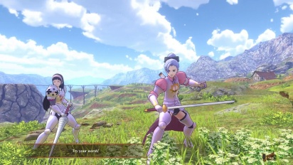 Seven Deadly Sins: Knights of Britannia - Adventure Mode Trailer