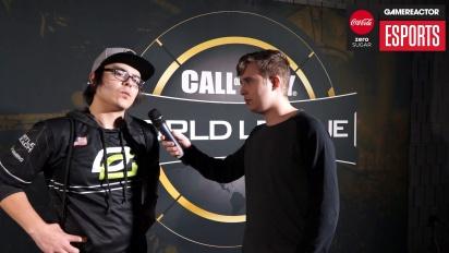 Call of Duty World League (Atlanta) - Intervju med Formal