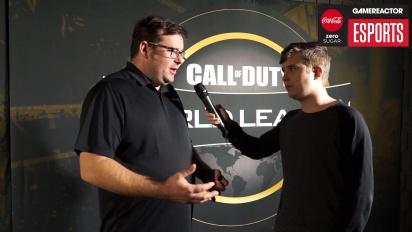 Call of Duty World League (Atlanta) - Intervju med  Kevin Flynn